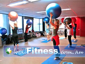 Yoga Melbourne - Great for flexibility and relaxation. A workout for everybody, young