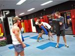 Kick Boxing Kick start your day with Kickboxing. Learn how to kick