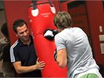 Boxing Circuit This energetic workout will keep you on your toes and