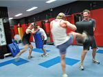 Boxing Training Learn the art of boxing. From feet work, ducking &