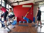 Workout C  Indoor Cardio Circuit Class. Get your heart pumping with our