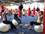 Mega Multi Circuit A motivating workout utilising a wide variety of equipment. From