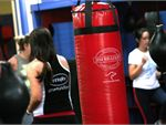 Precision Boxing A high energy boxing circuit. A class designed for all.