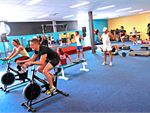 Super Circuit A complete circuit workout with cardiovascular and resistance training.A great