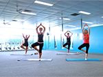Pilates Core strength workout, stretching and learning about postural awareness.