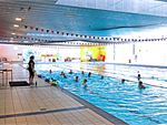 Aqua Movers Gentle Water exercise in the hydrotherapy pool, suitable for older