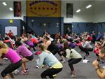 SAS Strength and Sculpt is an action packed weight training session utilizing various weight