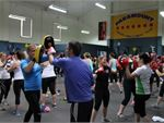 Boxing Fit A boxing based workout utilising Focus pads, bags and also