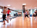 Basic Training A circuit style class using simple but high intensity moves,