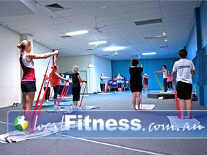 Pilates Eight Mile Plains - Core strength workout, stretching and learning about postural awareness.