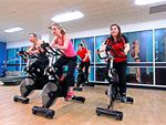 Spin Spin is a non-impact indoor 45 minute cycle session. The
