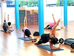 Basic Core / Flex Basic Core/Flexibility is a workout combining core stabilisation exercises and
