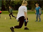 Resistance Using a variety of equipment as well as body weight,