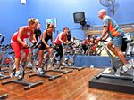 RPM xp 35 minute cycle class great for beginners and those wanting