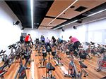 Cycle Whip off those training wheels and experience the calorie burning
