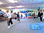 LLLS A group strength training class designed for over 50+ in