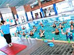 Aqua Beginners  For the beginner or older aqua participant, work out at