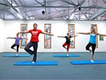 Yoga Regular practice brings greater flexibility, good health and peace of