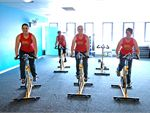 Studio Cycle An intense cardiovascular work out designed to push you to