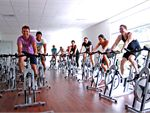 Cycle This is a non-impact indoor 45 minute cycle session. The