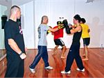 Muay Thai An intense martial arts cross-training program which combines body weight