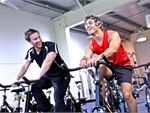 Cycle A non-impact and highly motivational cardio vascular and muscle toning