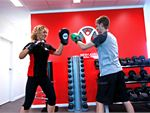 Boxing Keep up your fitness with our regular boxing classes. A