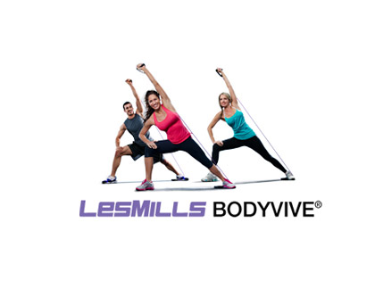 Body Vive BODYVIVE™ is the low-impact group fitness workout that lets you