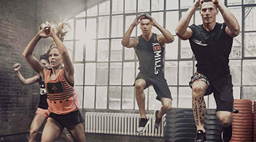 Les Mills Body Attack Sylvania