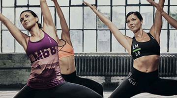Les Mills Body Balance Mermaid Waters