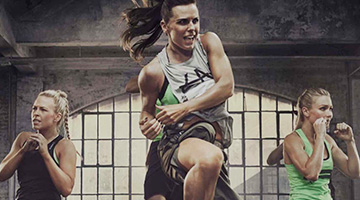 Les Mills Body Combat Richmond