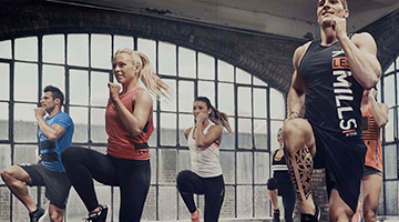 Les Mills Body Step Mermaid Waters