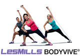 Les Mills Body Vive Mermaid Waters