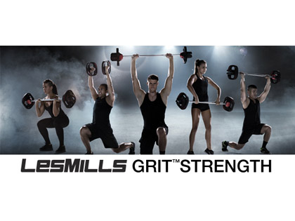 GRIT Strength GRIT™ Strength is a 30 minute high intensity interval training
