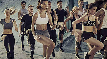 GRIT Cardio GRIT™ Cardio is a 30 minute high intensity interval training
