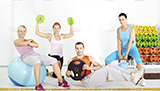 Aerobic Circuit Workout Ascot Vale