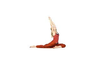 Hatha Yoga St Ives - Hatha Yoga focuses on asanas (postures) which enhance a healthy