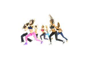 Love-it-Latin! Canterbury - This class is a 'Zumba' style aerobics workout set to