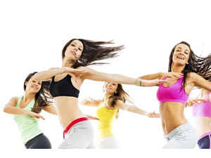 Zumba Canterbury - Zumba is freestyle dance infused with Latin and other formats