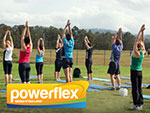 powerflex Como <b>*NOT A YOGA/PILATES STUDIO. OUTDOORS ONLY.</b><br>A dynamic strengthening and stretching