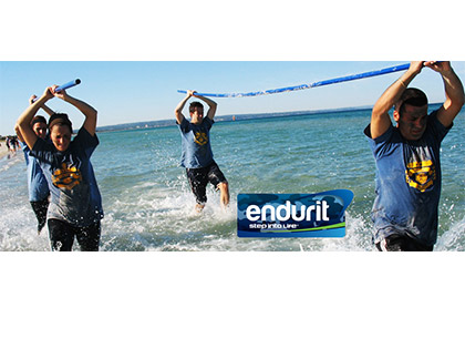 endurit Adelaide - An inspiring cross training session using boot camp style drills