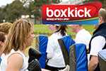 Step into Life Glenhaven Outdoor Fitness Outdoor Glenhaven Boxing classes