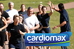 Step into Life Canterbury Outdoor Fitness Outdoor Camberwell bootcamp style