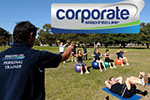 Step into Life Woodbridge Outdoor Fitness Outdoor Caversham bootcamp style drills