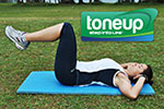 Step into Life Essendon North Outdoor Fitness Outdoor Stretch and work on flexibility