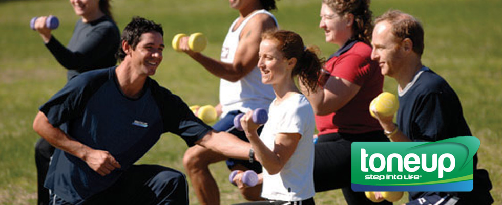Step into Life Hawthorn East Outdoor Fitness Outdoor Training for a fun run?