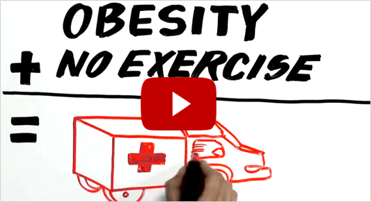 Exercise & Obesity Video