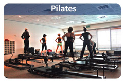 Find Pilates classes near you