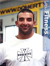 Dandenong Personal Trainer Andrew | Doherty's Gym