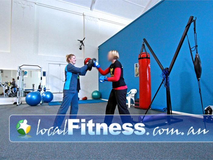 woonona personal trainer kristy